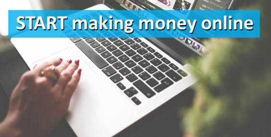 How to make mony online